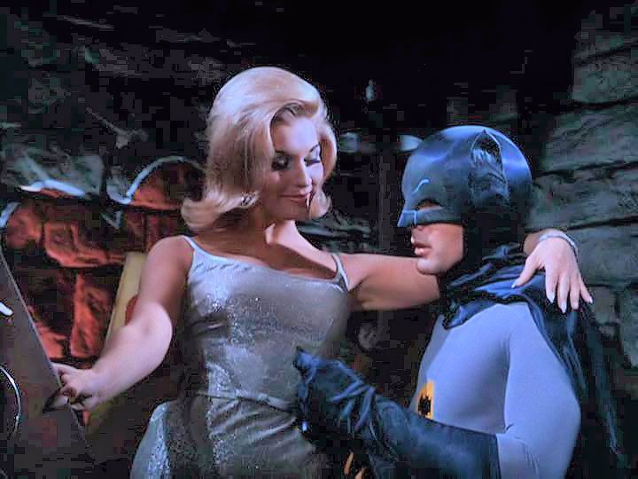 Batman Nancy Kovack Batman Batman Robin Yvonne Craig