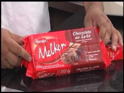 APRENDA A DERRETER CHOCOLATE NO MICROONDAS