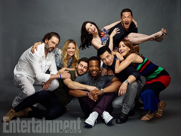 Comic-Con 2016 Star Portraits: Day 3 | Silas Weir Mitchell, Claire Coffee, David Giuntoli, Bitsie Tulloch, Russell Hornsby, Reggie Lee,…