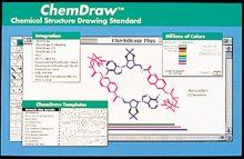 Chemdraw chemical structure drawing standard
