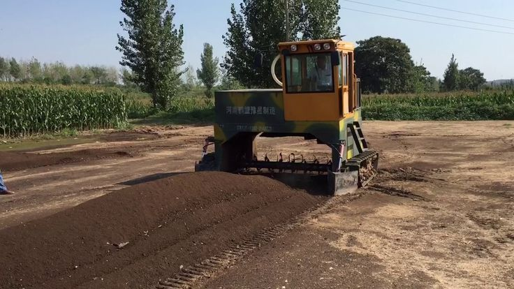 Compost Turner for Sale in Australia, Windrow Turner for Sale