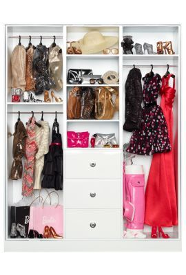 """Barbie® Wardrobe 