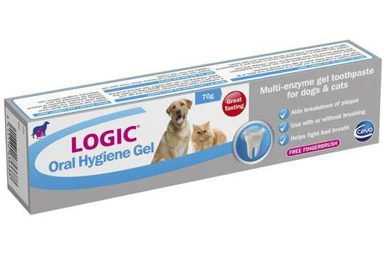 CEVA Logic Oral Hygiene Gel Tube Review