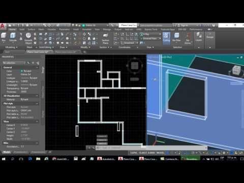 Youtube Dibujos De Planos Autocad Planos De Casas