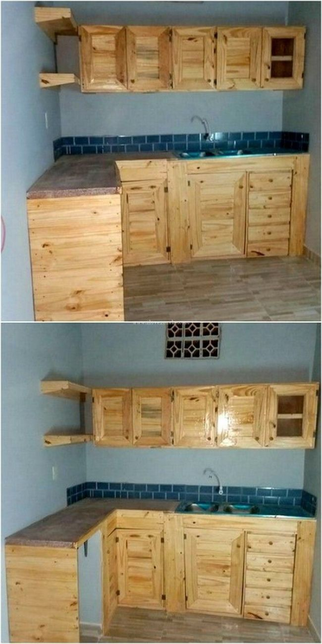 200 Wooden Pallet Diy Ideas For Decor Your Home Armarios De