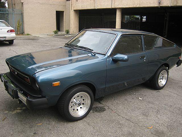 1977 Datsun B210 For Sale Los Angeles California In 2020 Datsun Los Angeles California