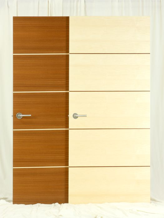 Composition - maple and sapele - Rediscovery Collection & 79 best Interior Doors images on Pinterest | Interior doors Panel ... pezcame.com