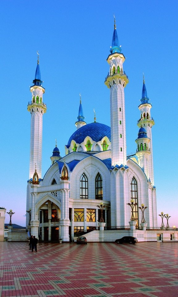 Kul Sharif Mosque,Kazan,Russia photo from Travel on Facebook