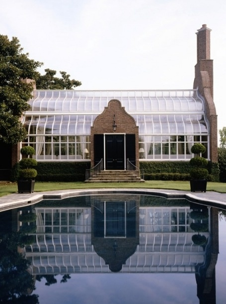 Blount Conservatory Montgomery Al Architecture Pool