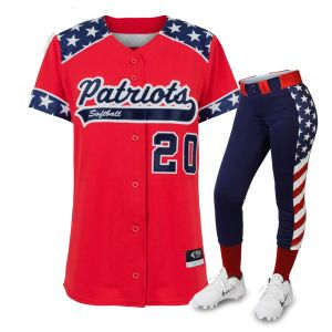 High Quality Ready To Look Like A Professional Softball Team? At Uniform Store We  Specialize In The