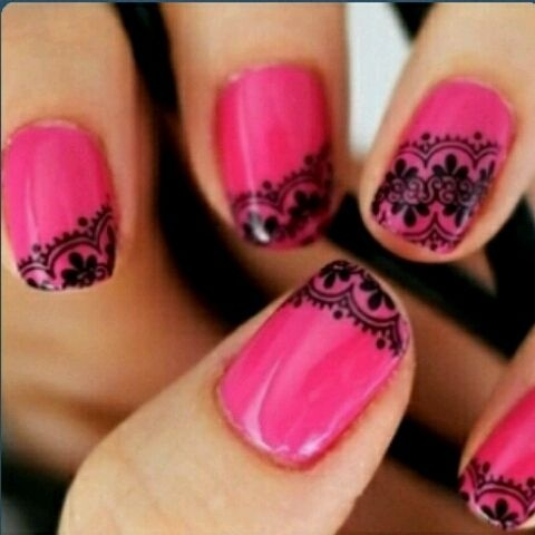 pink & lace