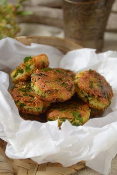 Simple and Yummy Recipes: Paneer and Spinach Bites
