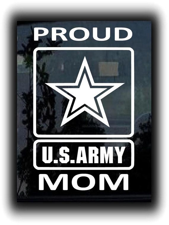 proud amy mom custom window decal stickers choose color and size