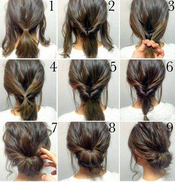 Easy And Quick Hairstyles With Tutorials Would You Like To Create A New Look For The New Season Aside From The In 2020 Hair Styles Long Hair Styles Medium Hair Styles