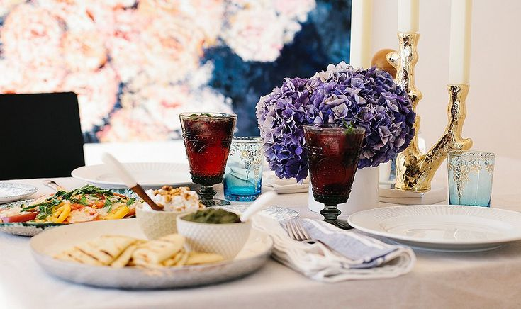 How to Set the Table for the Perfect Date Night at Home