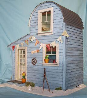 Shannon's mini blog: New little house