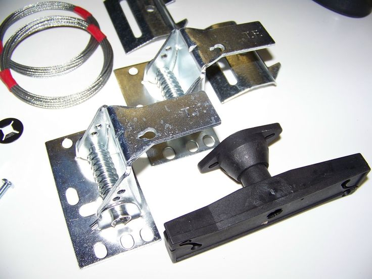 Automatic Garage Door Lock Kit