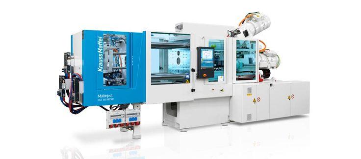 KraussMaffei EX #Tepro #KraussMaffei #German #technology #fullpower #plastic #injection #molidnig #machine #clampingforce #50kN #240kN