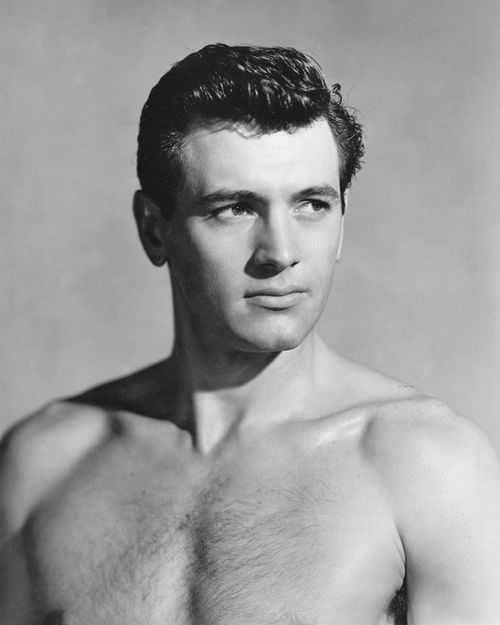 The O.G.G.Y.W.W.S (Original Gay Guy You Wish Was Straight): Rock Hudson | Community Post: The 5 Old Hollywood Men We Need 2013 Versions Of