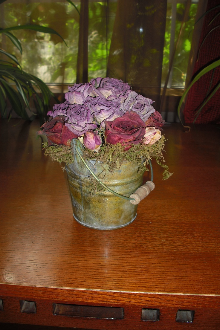 55 best dried floral arrangements images on pinterest for Dried flowers for crafts