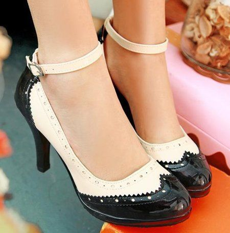 2013 Free shipping high heel shoes sexy heels fashion dress footwear ladies' pumps women shoe patent leather P3710 size 34-39 $45.99