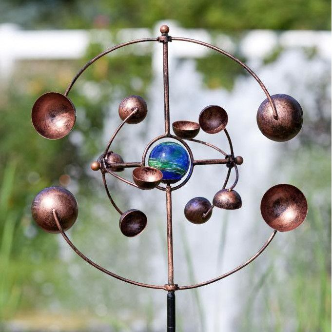 Kinetic Wind Sculptures. Gothic GardenMetal ...