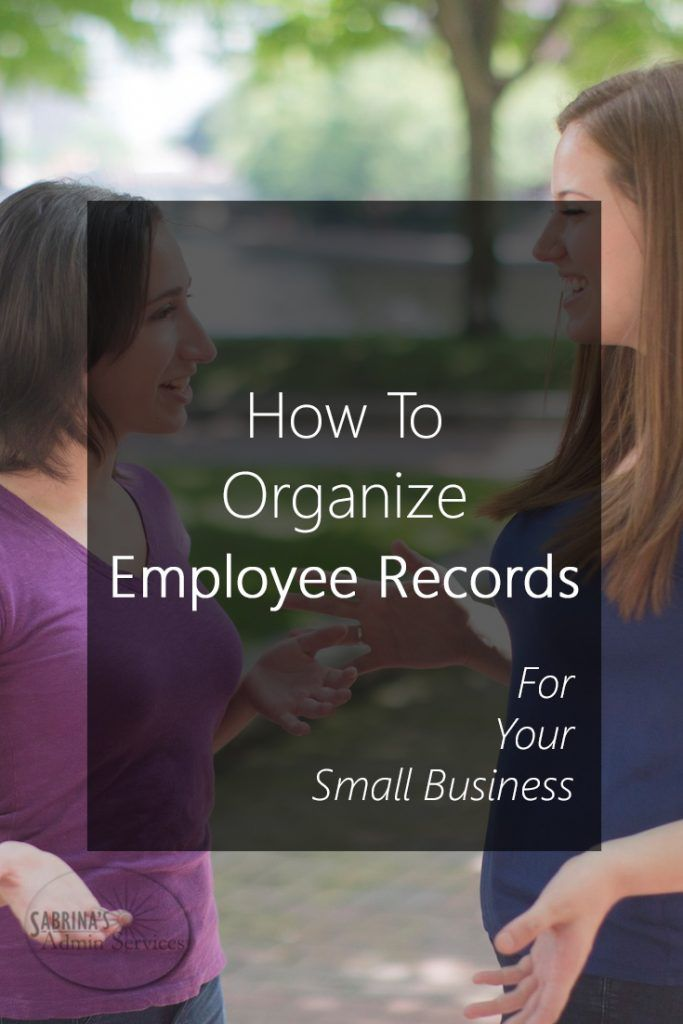 Are you keeping your employee records safe? Here is a list of employment records to keep for your small business.
