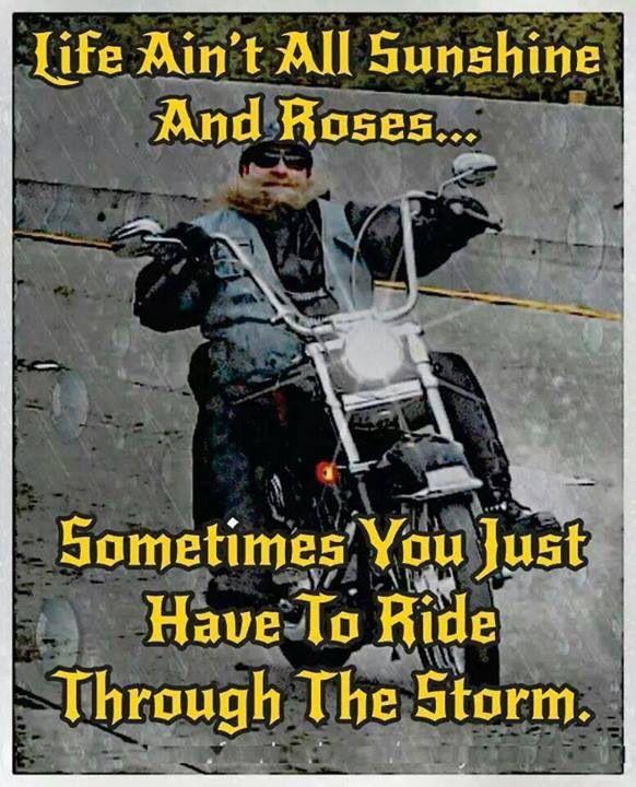 Biker way of life