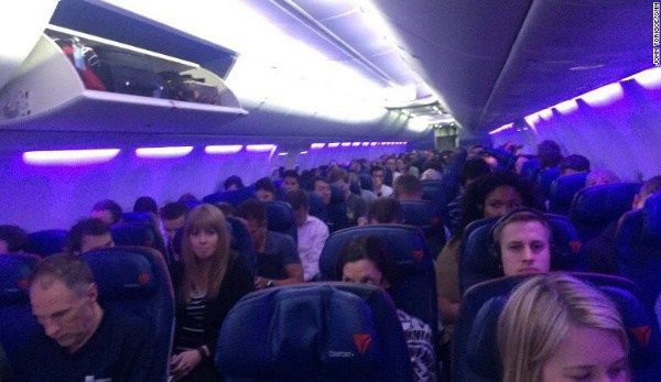 WATCHTOWERDelta flight from L.A. to Minnesota shades their cabin purple to honor Prince  Delta flight from L.A. to Minnesota shades their cabin purple  to honor #Prince via @jtorigoe Prince who defined the sound of the 80s with songs such as Kiss and Purple Rain and defied the music industry in a fight for creative freedom died Thursday.  The 57-year-old singer was found unresponsive in an elevator at Paisley Park Studios in Chanhassen Minnesota Carver County Sheriff Jim Olson said.  NASA…