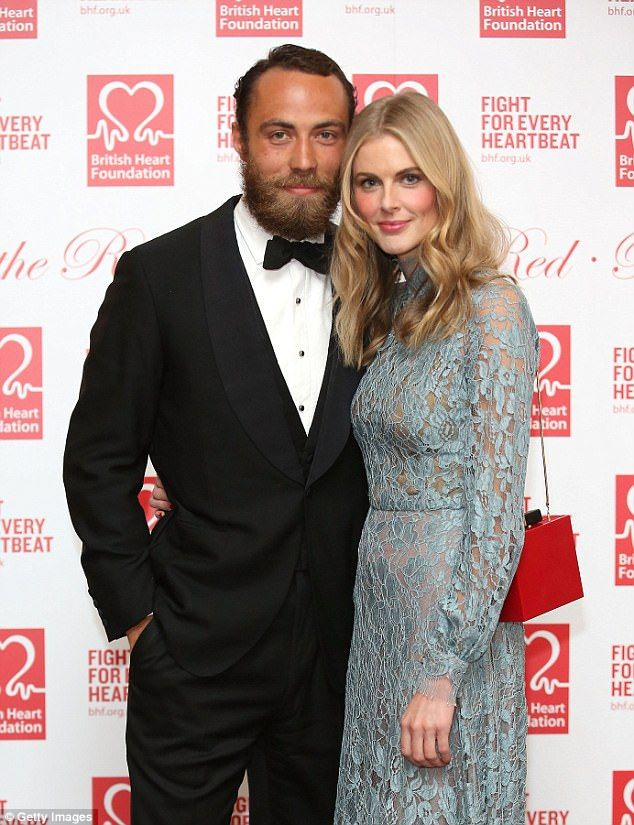Geordie actress Donna Air, 38, revealed she had asked James about signing up for the ITV show. Rumours first emerged in October that the couple had split up earlier this year.