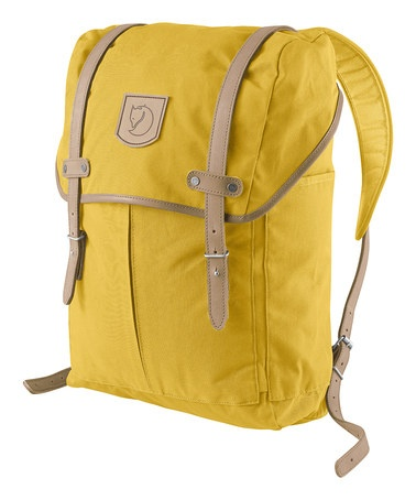 Take a look at this Ochre No.21 Medium Backpack by Fjällräven on #zulily today!