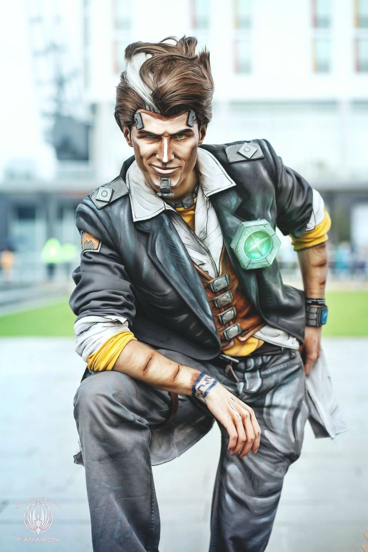 Handsome Jack (Borderlands  2) Cosplayer: https://facebook.com/maryandfeinobi | Photographer: So Say We All https://facebook.com/sosayweallfaramon