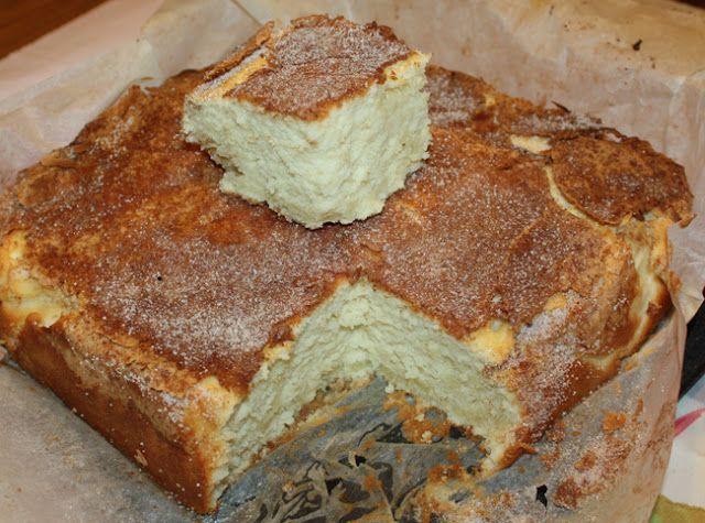 mis recetas dulces y saladas: bica blanca de Laza