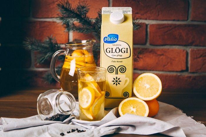 Попробуйте рецепт оригинального глега с добавлением ароматных апельсинов и черного перца, который подается теплым.