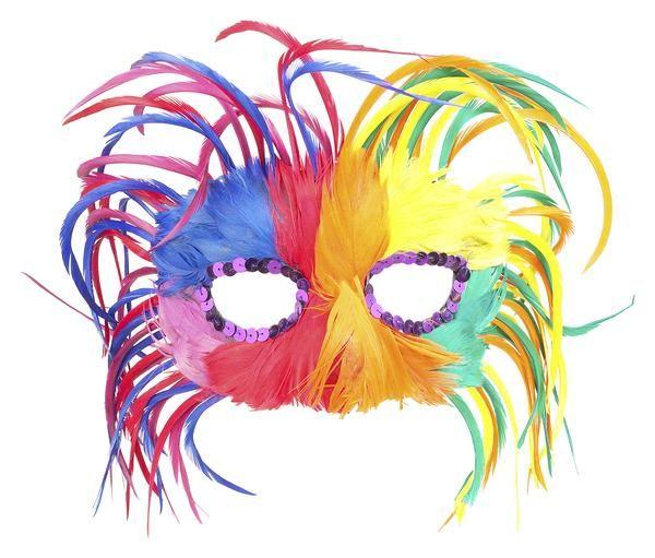 Brazilian Carnival Crafts for Kids - Preschooler