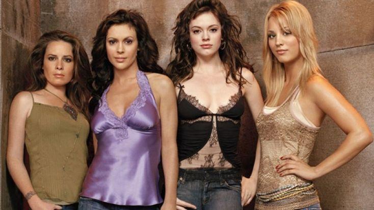 El reboot de Charmed tendra un toque lesbico