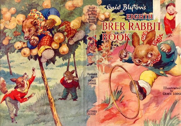 Enid Blyton's Eighth Brer Rabbit Book by Enid Blyton