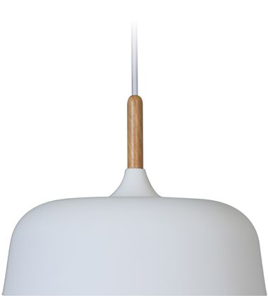 Narvik.32 Pendant - Matt White, Pendants, Contemporary, New Zealand's Leading Online Lighting Store