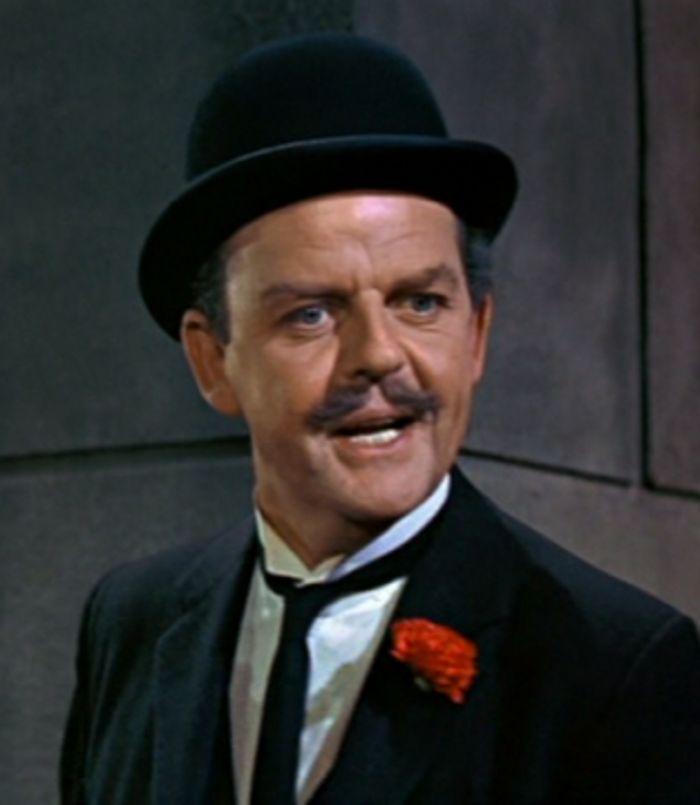 DAVID TOMLINSON:     ACTOR    (1917 - 2000)