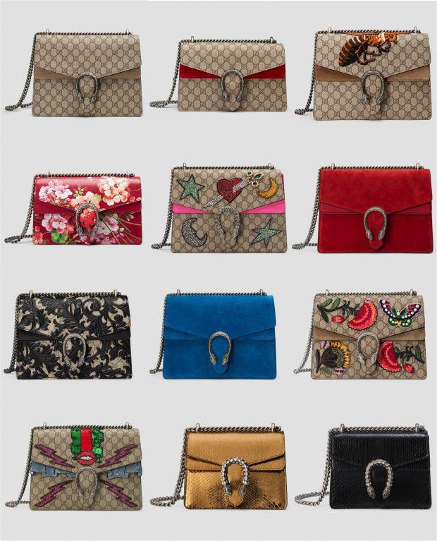 Dionysus da Gucci, a nova bolsa sensação! - Fashionismo                                                                                                                                                                                 Mais