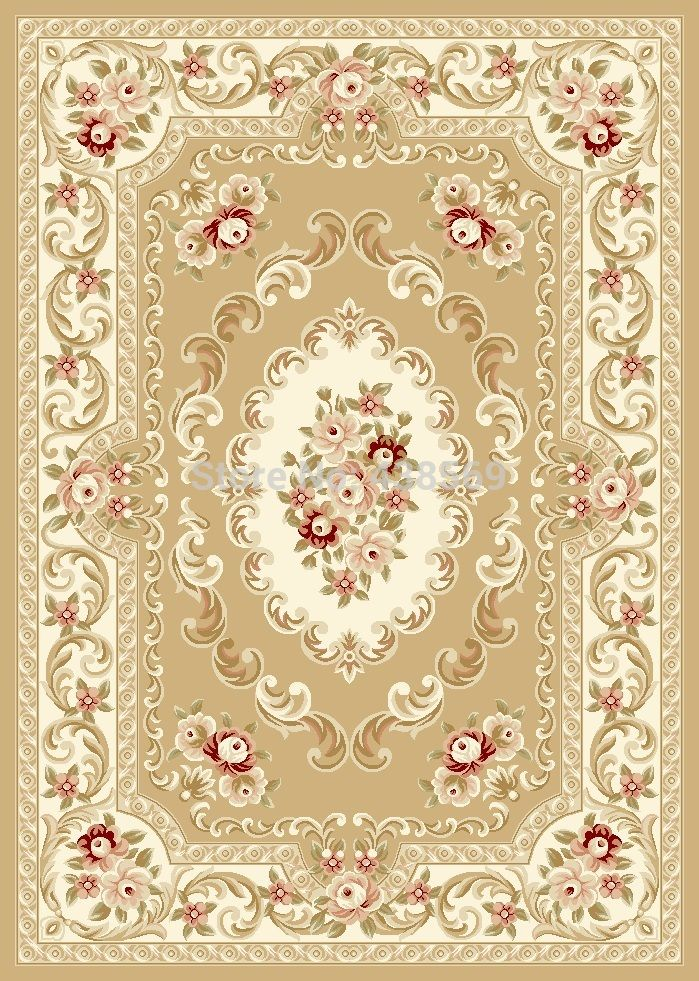 Free-shipping-2-4mx3-4m-machine-made-woolen-rugs-aubusson-font-b-design-b-font-carpets.jpg (699×981)