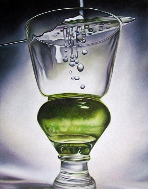 Absinthe, by Todd Ford