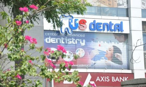 Upto 77% Discount on Dental service packages at US Dental, Paldi