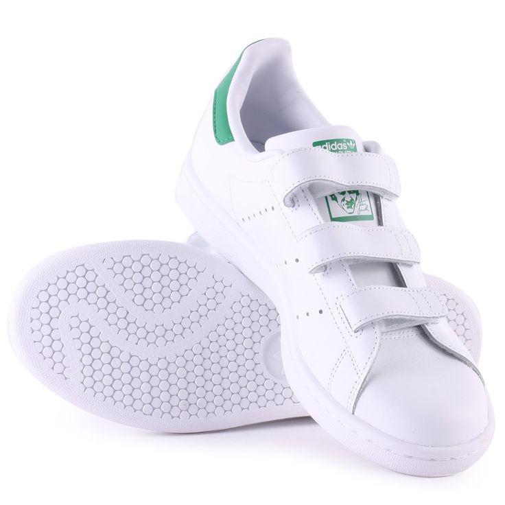 Adidas Stan Smith CF J Kids Trainers