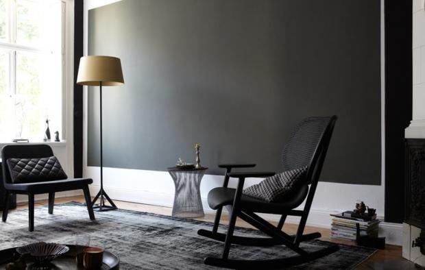 33 besten dunkle wandfarben bilder auf pinterest dunkle. Black Bedroom Furniture Sets. Home Design Ideas