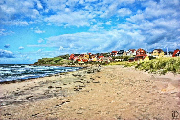 Hundested Beach, Denmark ~ by Ivan Detchkanetz