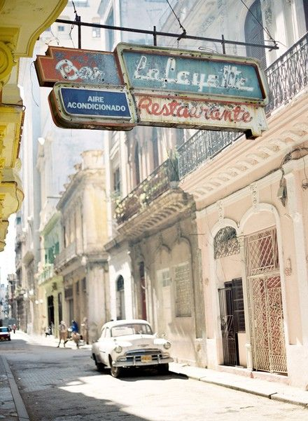Cuba. One of the truly great travel destinations in the world.
