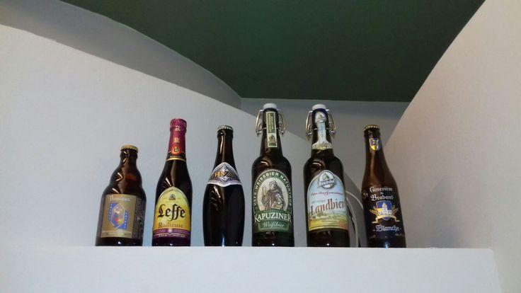 Le nostre nuove birre! 🍺🍻  #arrosticiamo #elapecoracammina #arrosticini #birra #menù #pse