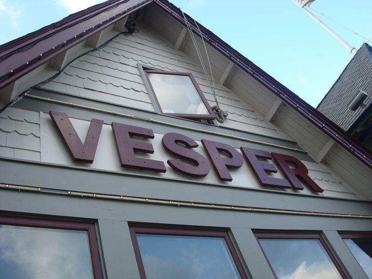 #Vesperboathouse