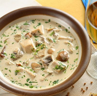1000+ images about MushroomSoup Recipes on Pinterest ...